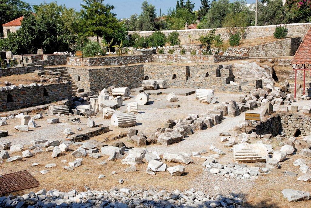 Мавзолей царя Мавсола в Бодруме