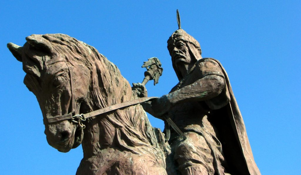 Памятник султану Ала ад-Дину Кей-Кубаду
