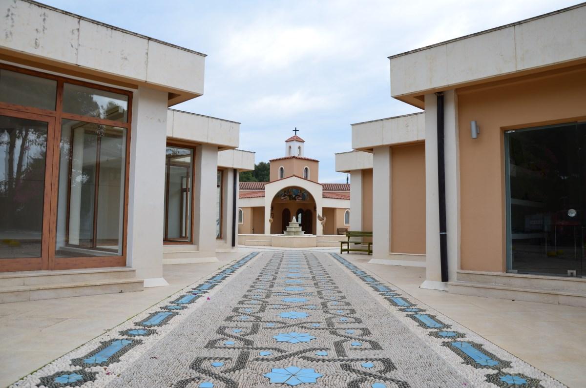 Парк религий в Белеке
