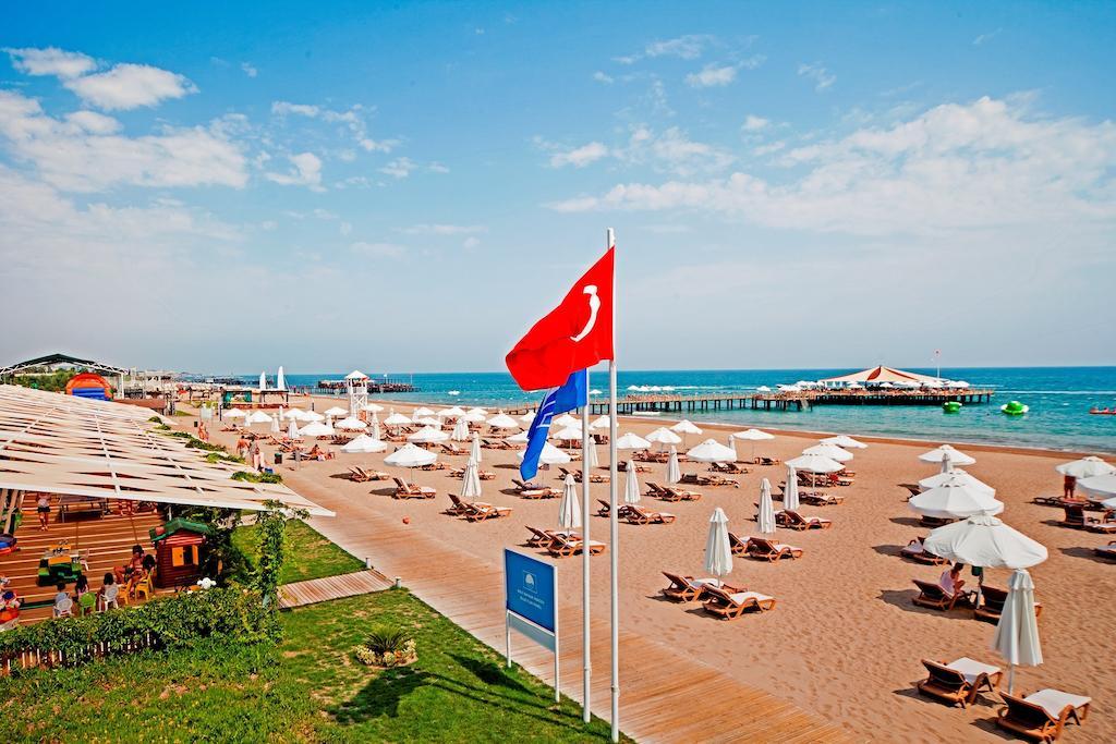 Пляжи Белек