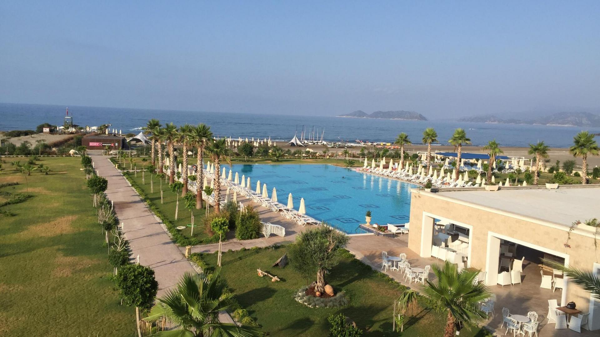 «Andriake Beach Club Demre»