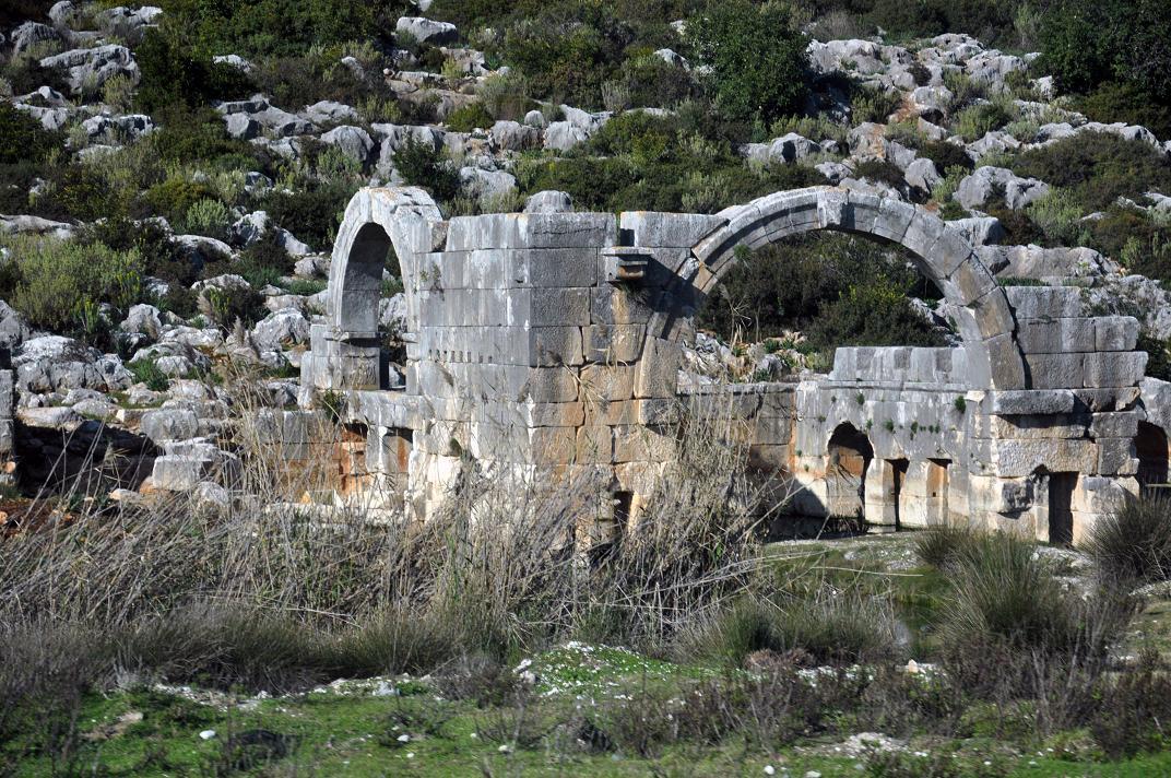 Андриак античный город