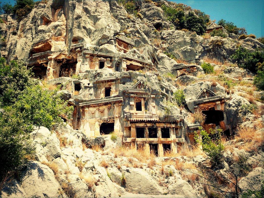 Древний город мира Демре