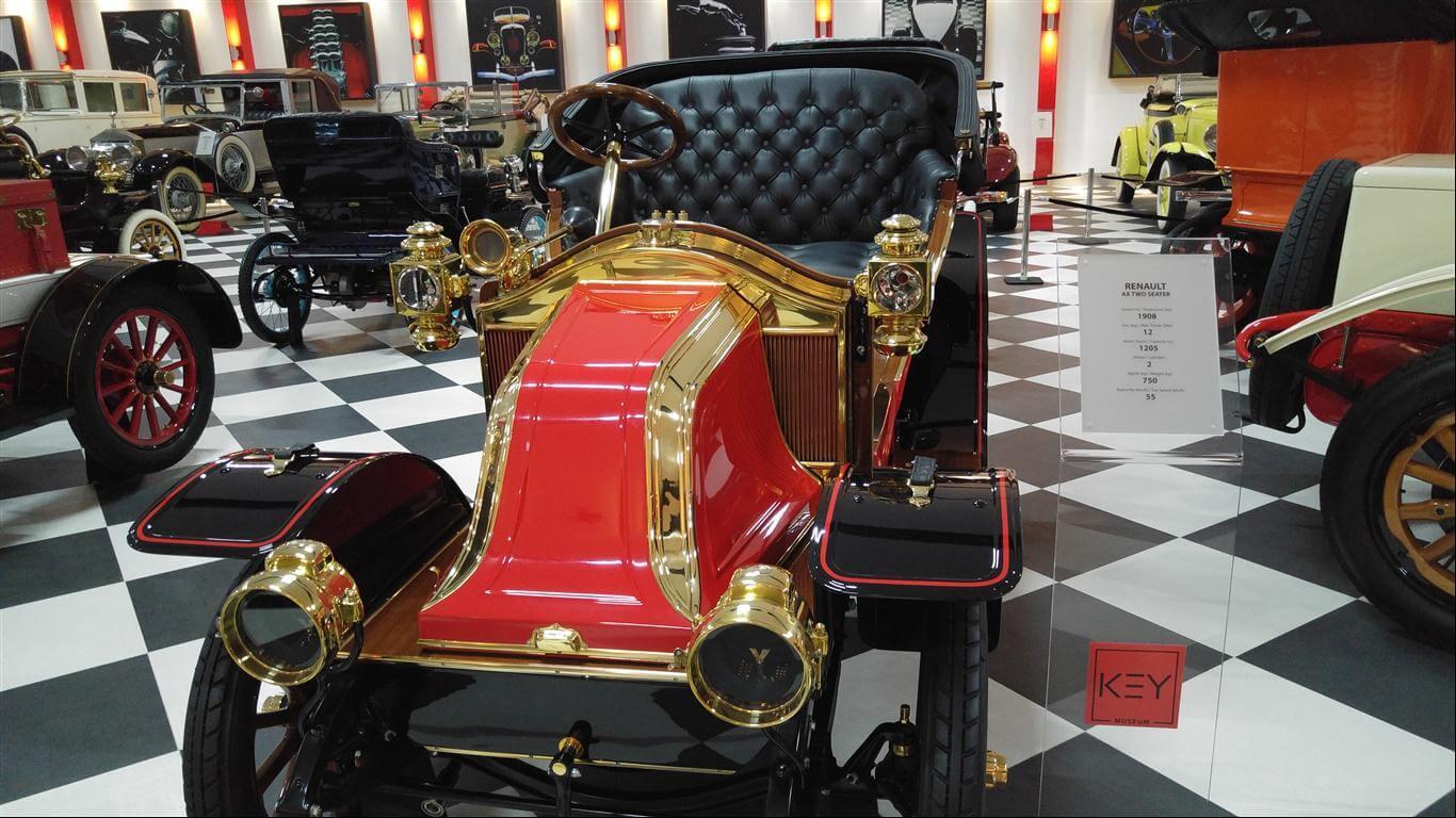 Музей автомобилей Измир