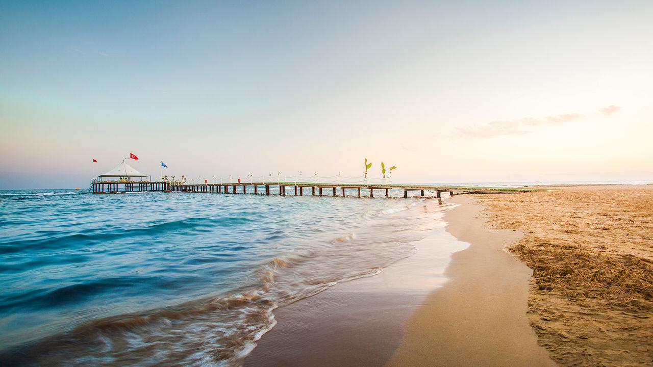 Пляж Сиде
