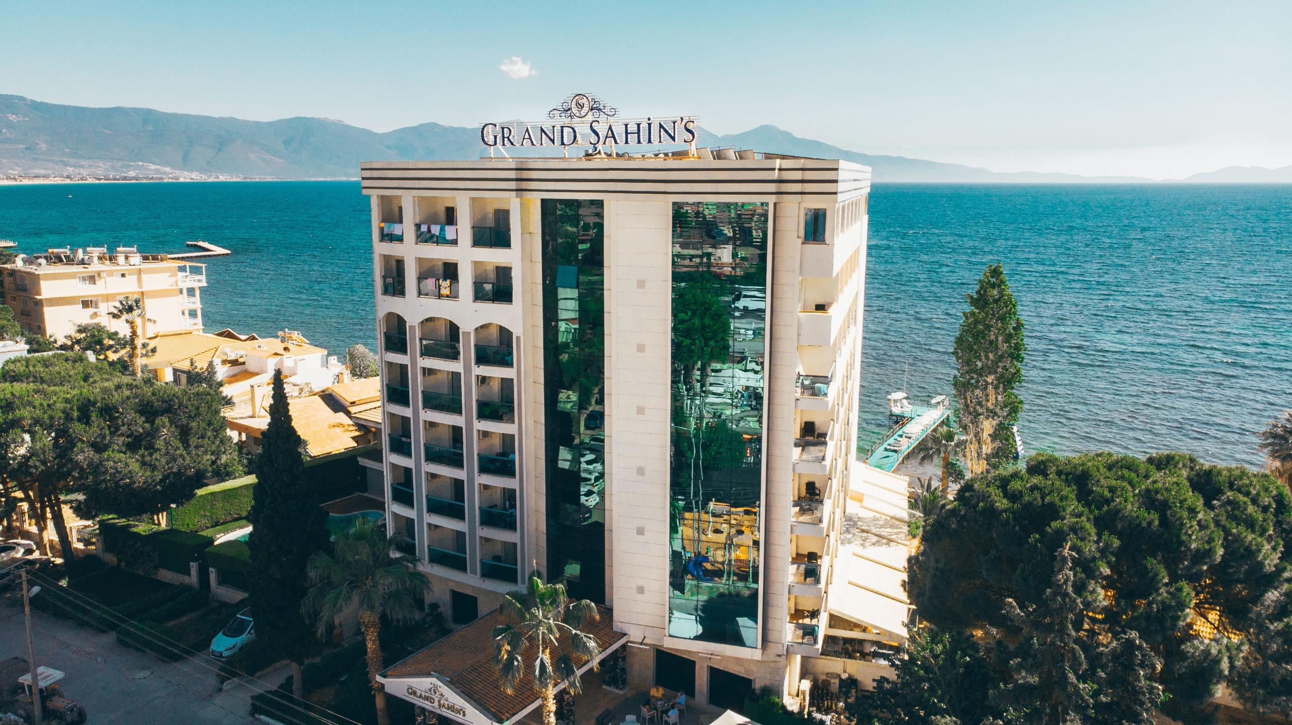 Grand Sahins Hotel